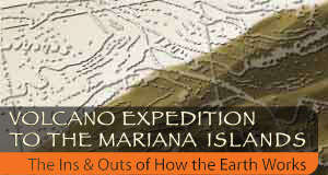 Volcano Expedition to the Marianas